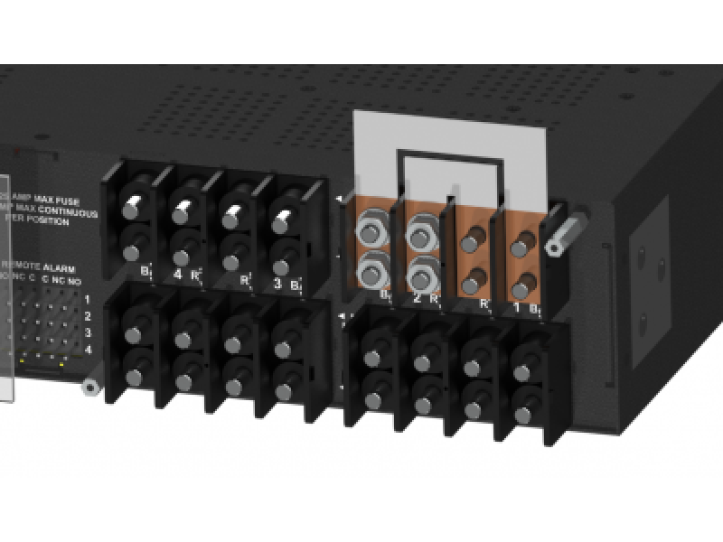 Demarcation panel bridging for. Clip circuit kit free library