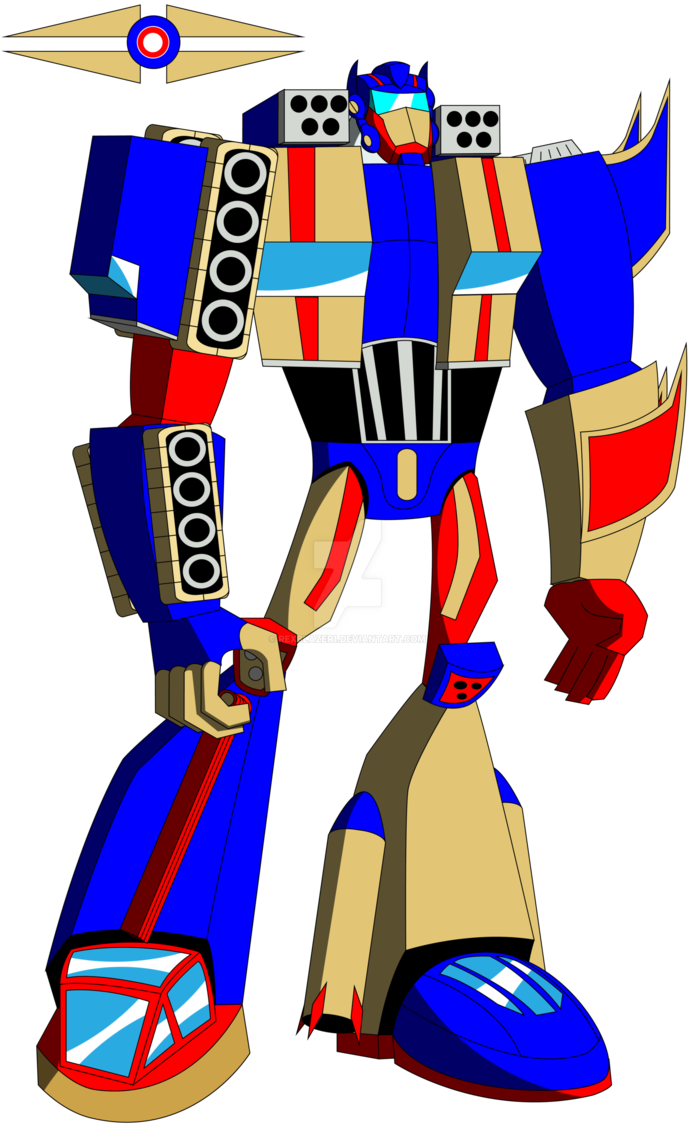 Clip combiner machinima. Transformers animated nexus prime