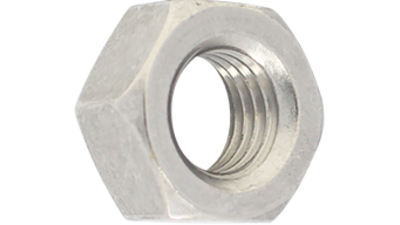 Nuts anzor fasteners stainless. Clip connector nut image royalty free