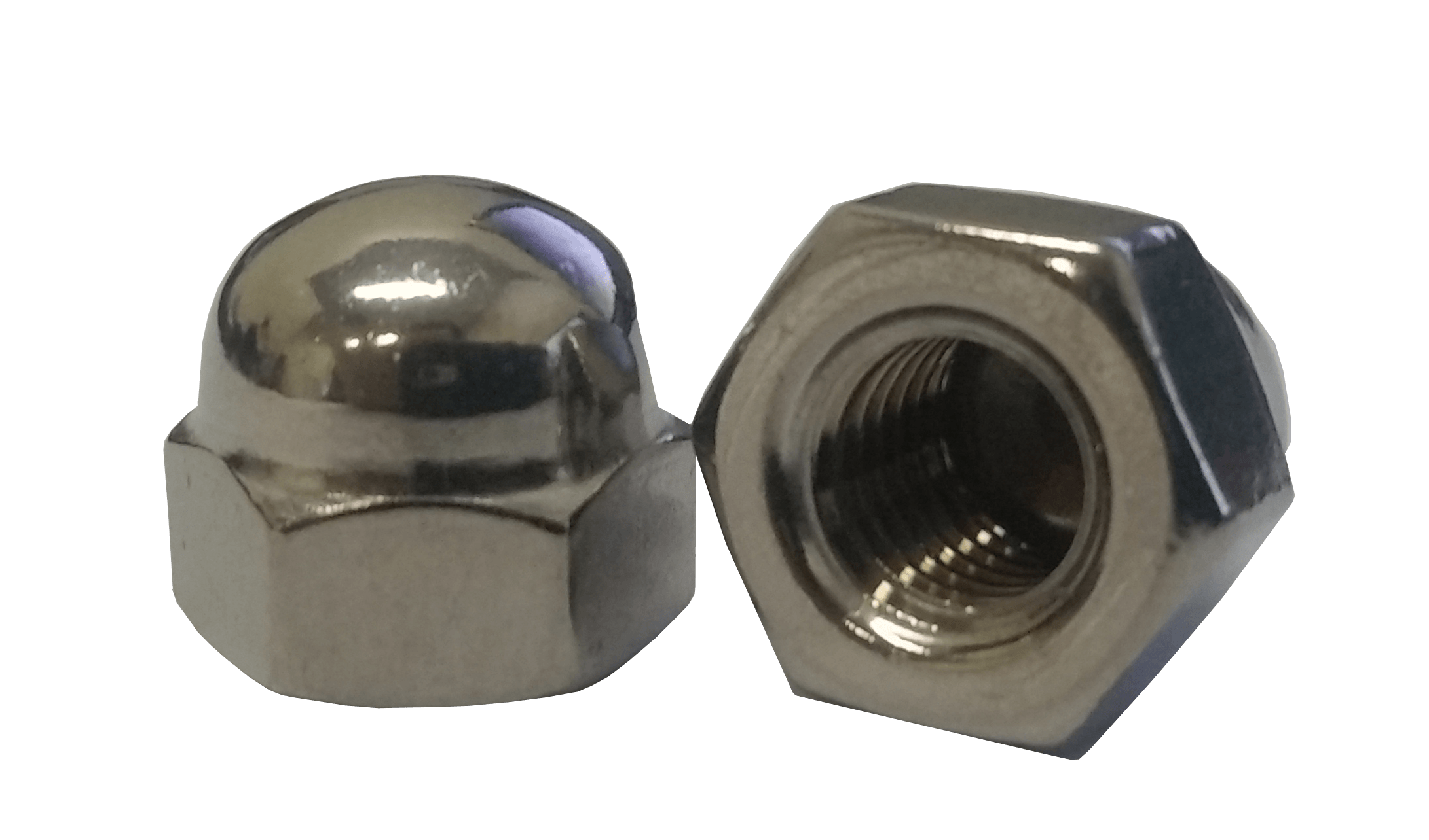 Clip connector nut. Category pacific components acorn