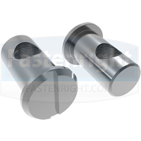 Clip connector nut. Furniture fixings connectors fastenright