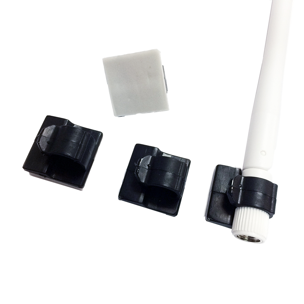 Clip connector plastic. Stp aclip antenna clips