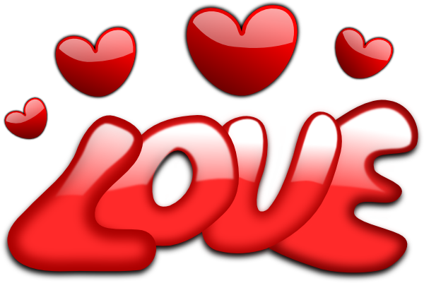 Love art free clipart. Clip download black and white