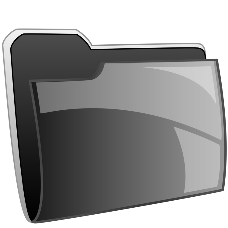 Clip finder. Computer icons directory information