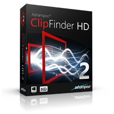 Clip finder ashampoo. Clipfinder hd screenshots