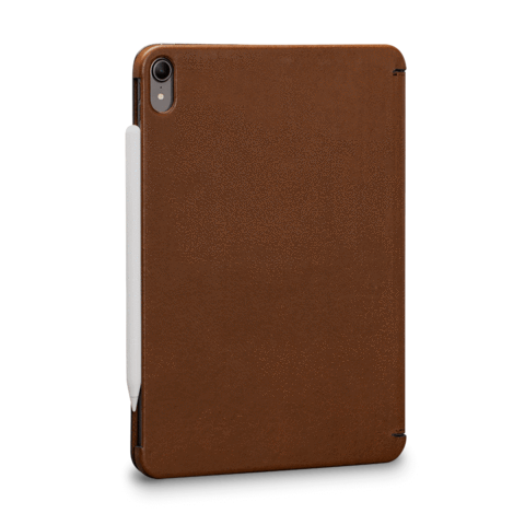 Clip folio cover. All premium leather phone