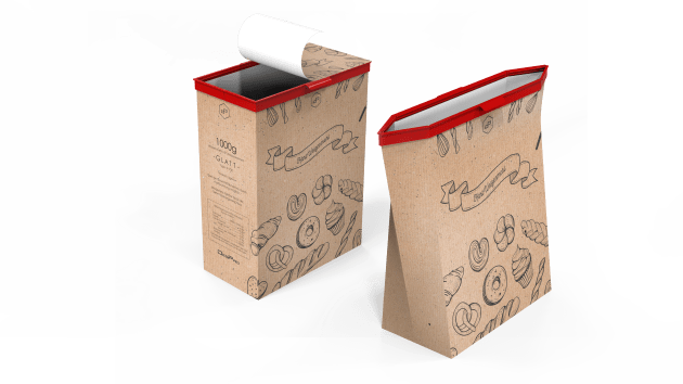 Carton furthers food freshness. Clip from image black and white download