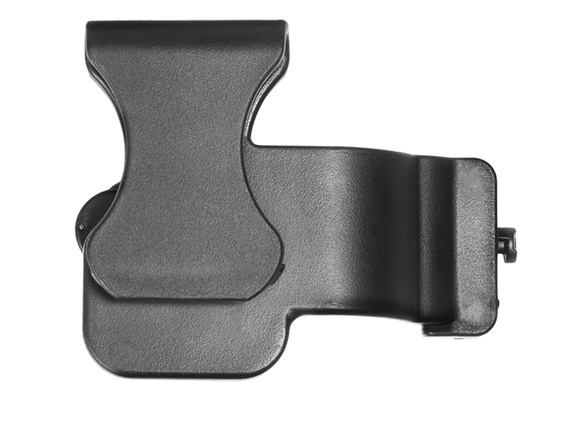 Clip from holster. Appendix premium engineered polymer