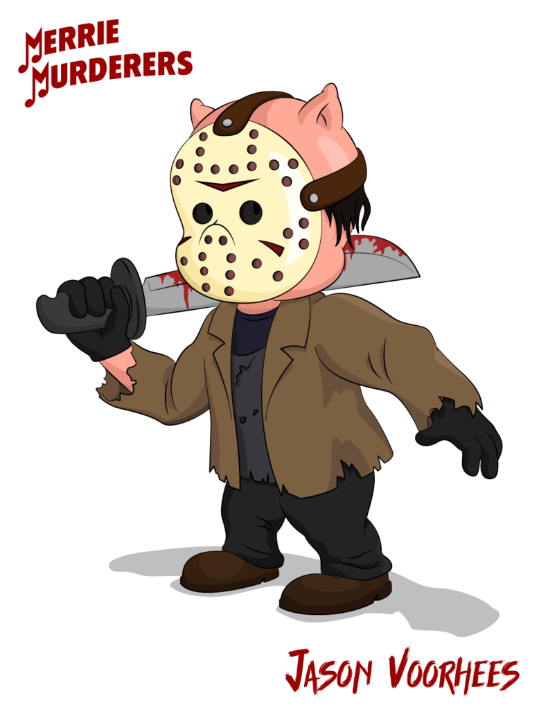 Clip movis freddy vs jason. Voorhees merrie murderers by