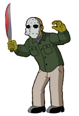 Clip movis freddy vs jason. Voorhees simpsons wiki fandom