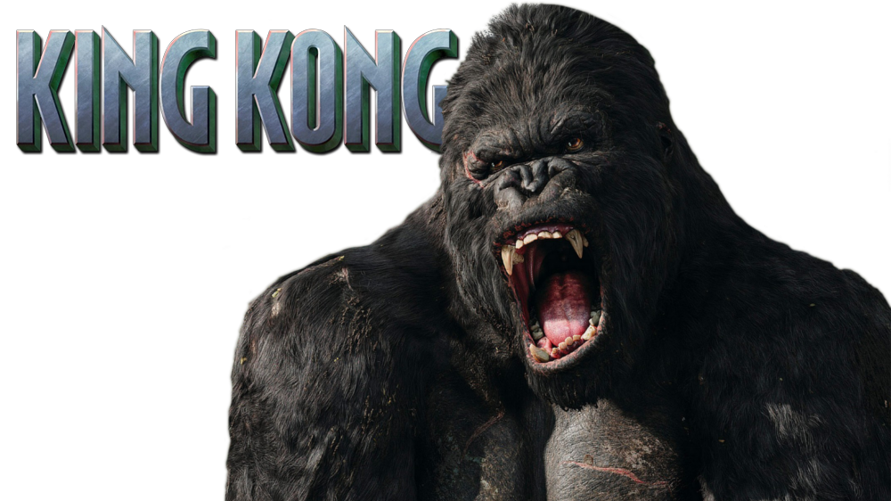Clip movis king kong 2005. Png images in collection