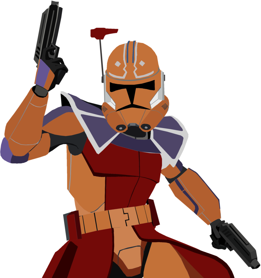 Clip movis legion. Nd clonetrooper by