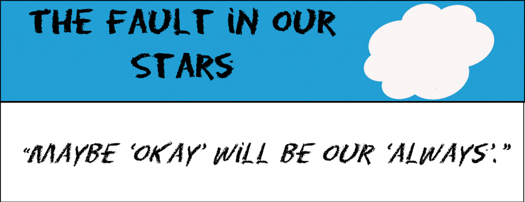 Clip movis the fault in our stars. Englishcaddy click on sample