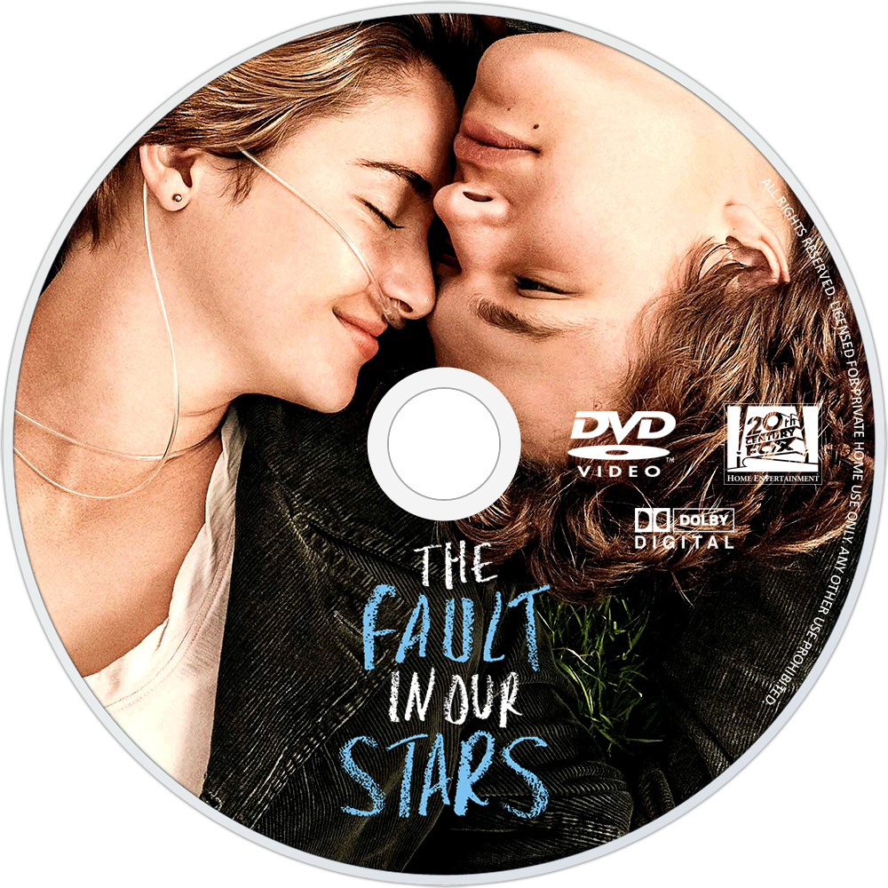 Clip movis the fault in our stars. Movie fanart tv dvd