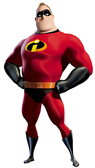 Clip movis the incredibles. Robert parr wiki fandom