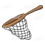 Clipart panda free images. Fish in a net png graphic freeuse download