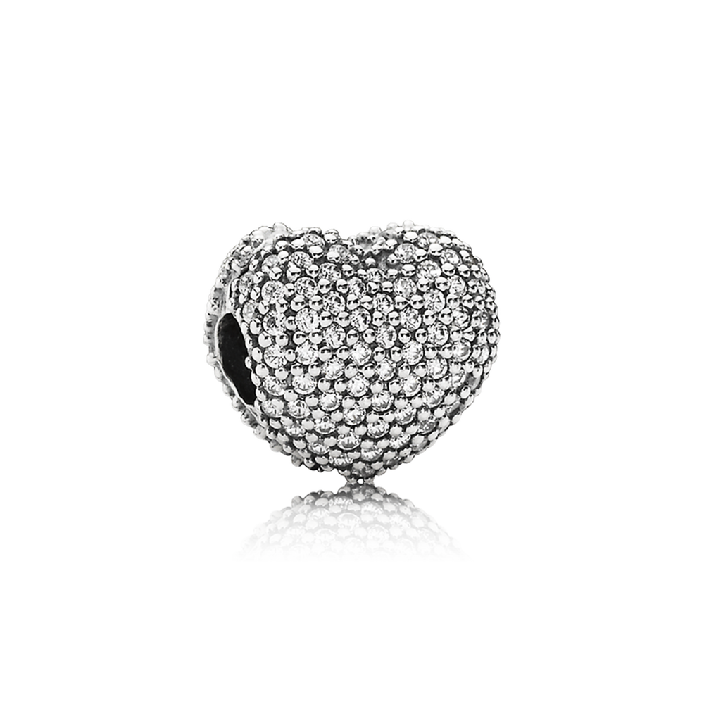 Pave open my heart. Clip pandora svg black and white library