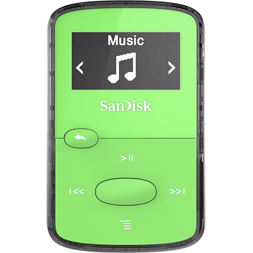 Jam mp sandisk. Clip player sansa clip  banner free download