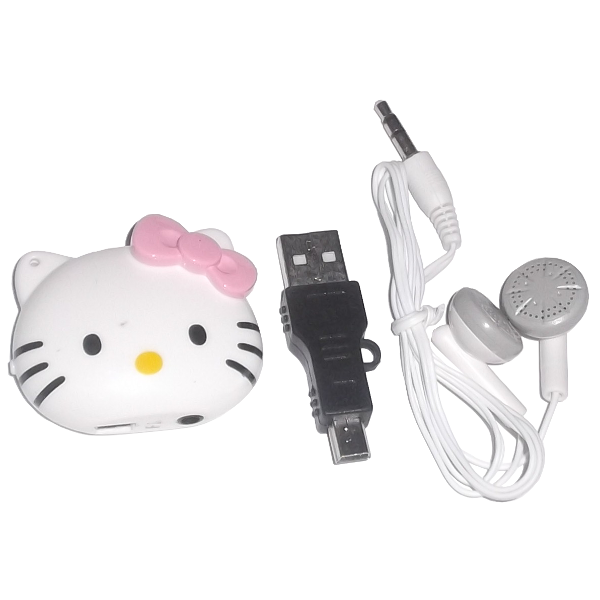Clip player mini. Mp kitty with tf