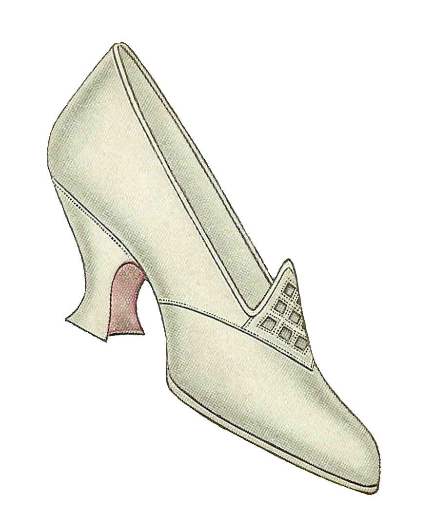 Antique images free shoe.  graphic freeuse library