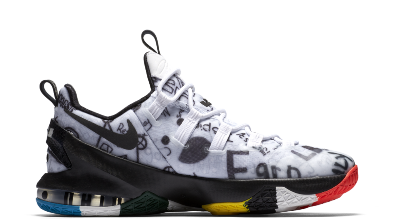 Kd drawing lebron 13. Sneakers clipart library