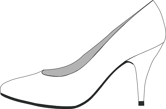 6 Clip Shoes Diamante Shoe For Free Download On Ya Webdesign