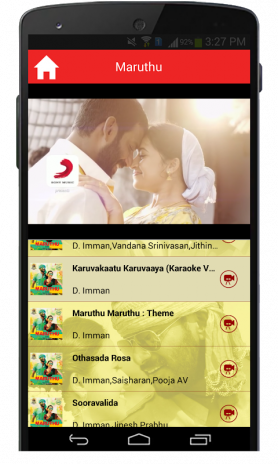 Clip songs maruthu. Tamil movie download apk