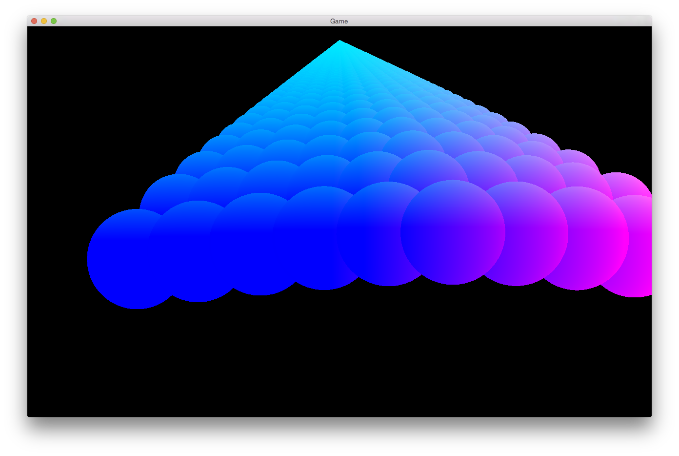 Clip space. Opengl z value of
