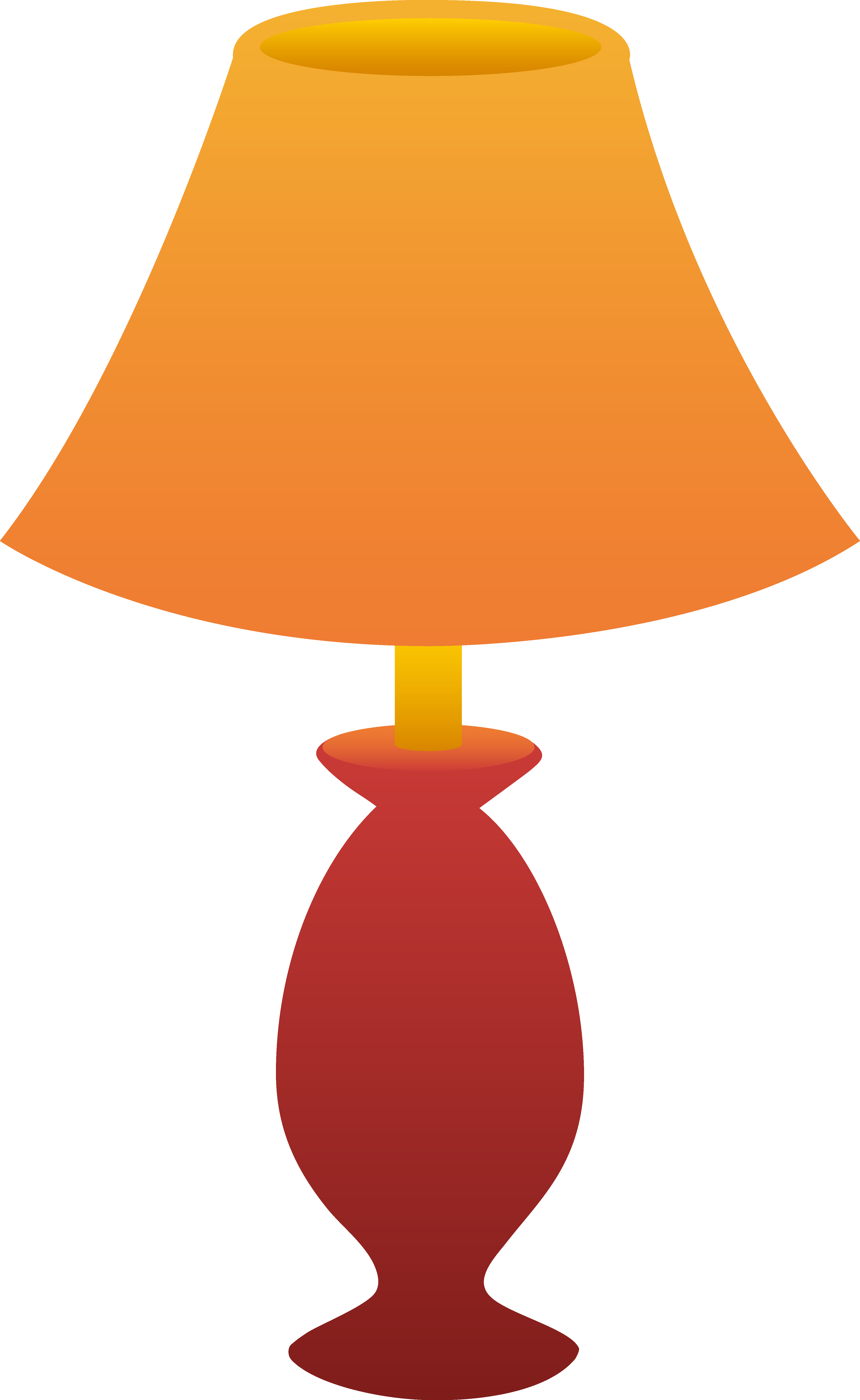 Clip spring lamp shade. Collection of free student