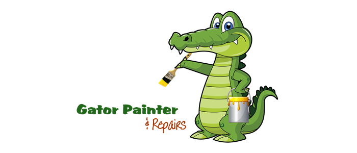 Clip stand alligator. Find the right paint