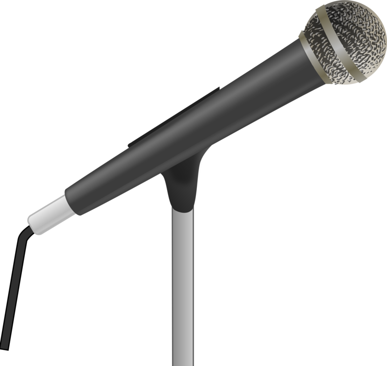 Clip stand microphone. Sound download free commercial
