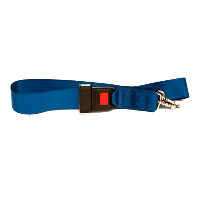 Clip speed belt. Metal buckle spine board