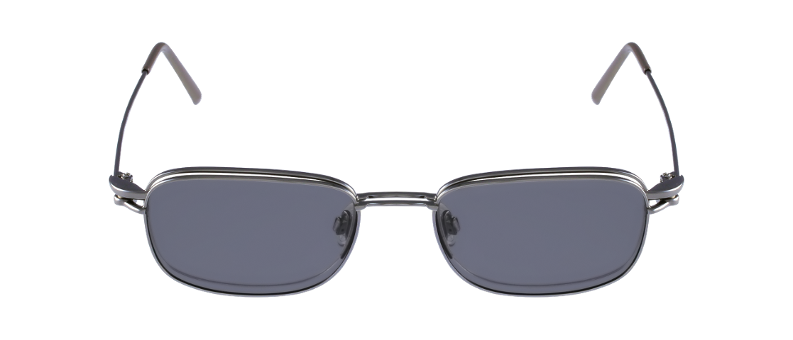 Clip sunglasses polarized. Flexon magnetics semi rimless