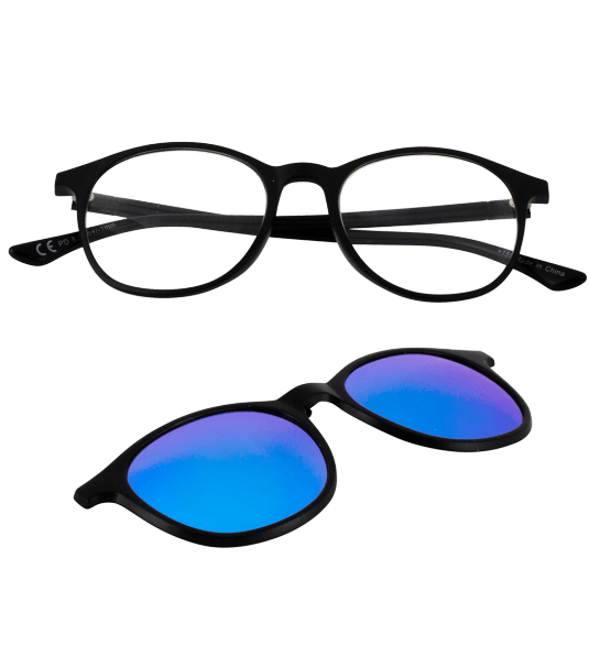 Clip sunglasses. On reading pylones glasses graphic free library