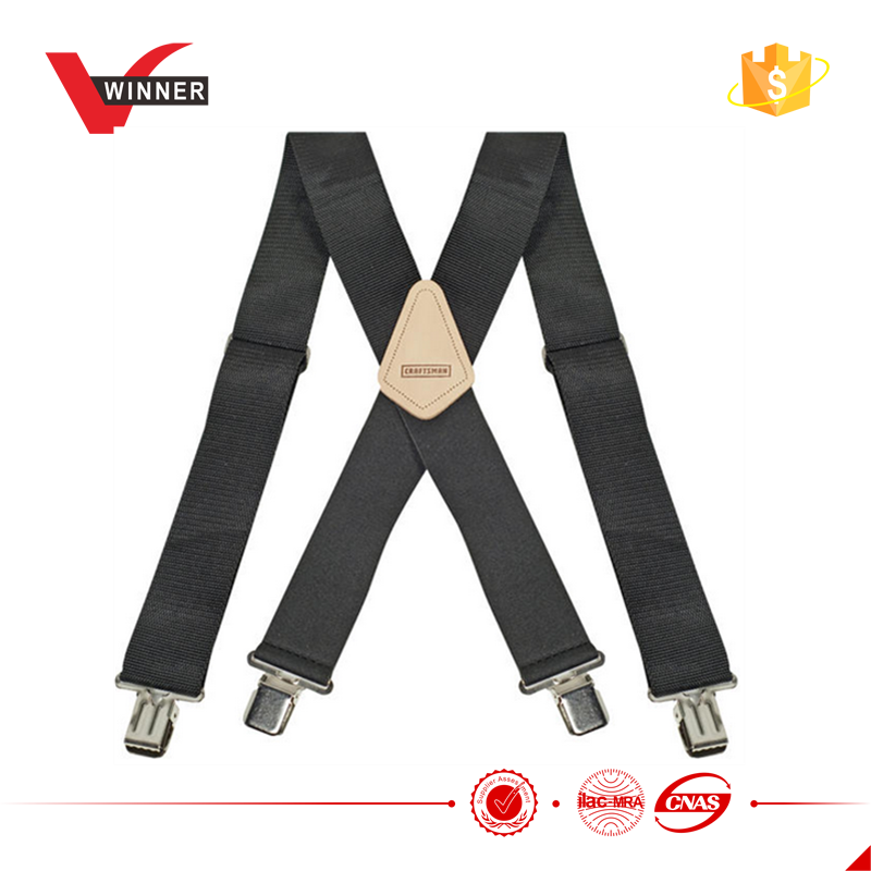 Clip suspenders fabric. China on suspended manufacturers