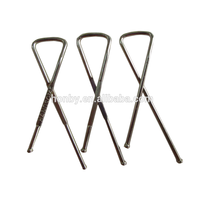 Triangle clip 50mm. Wholesale colorful suspender clips