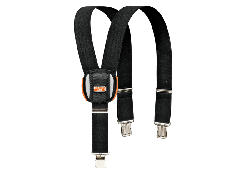 Clip suspenders small. Braces with clips bahco