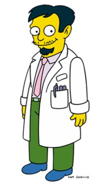 Clip tag doctor name. Dr nick wikipedia nickpng