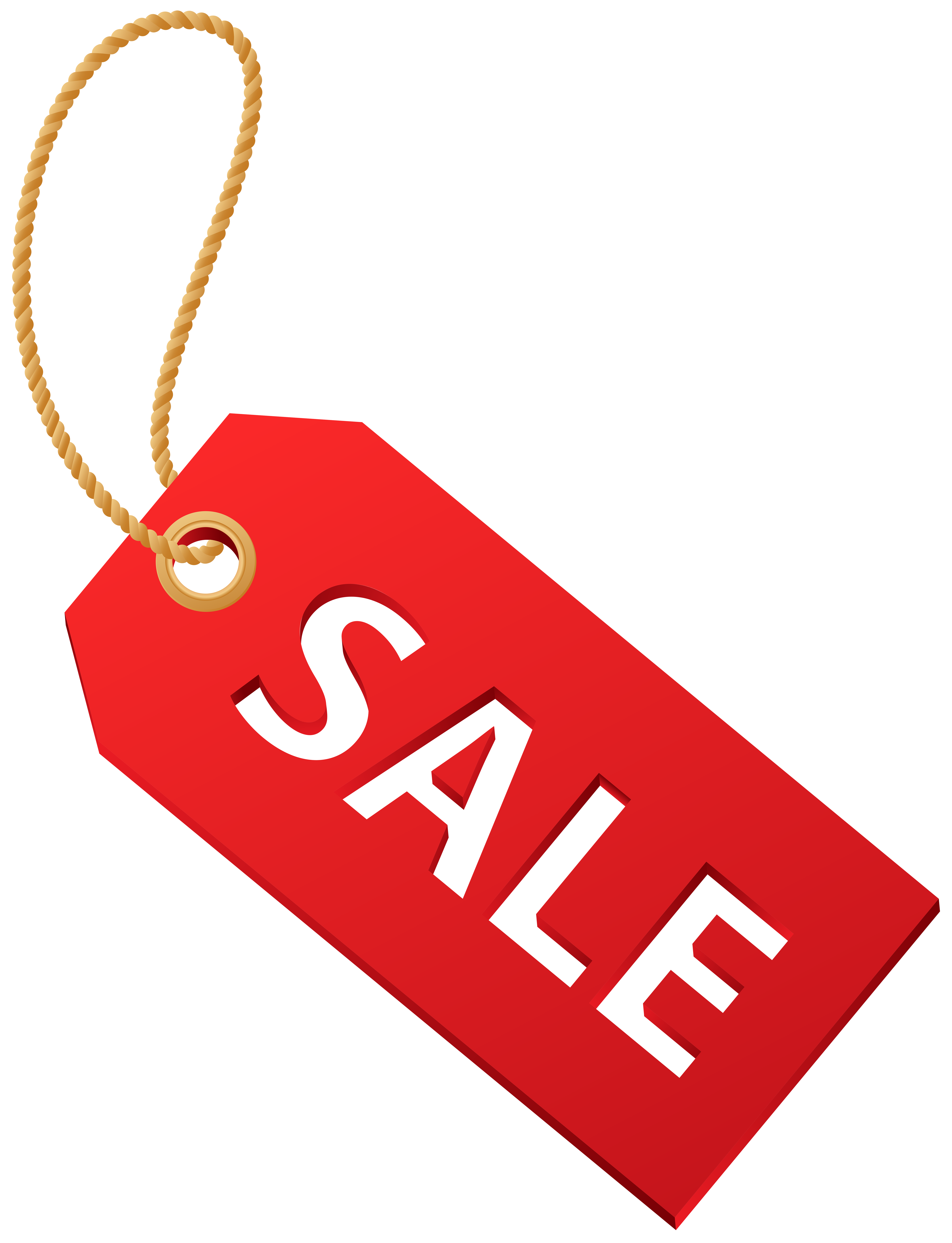 Clip tag sale logo. Graphic free library
