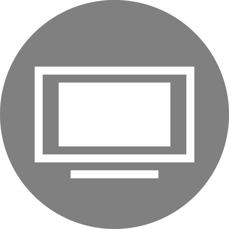 Clip tv television. Streaming computer icons smart