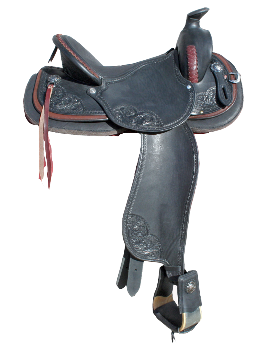 Clip types saddle. Saddles built easy fit