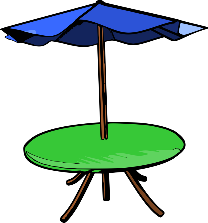 Clip umbrellas picnic table umbrella. Tables with image collections
