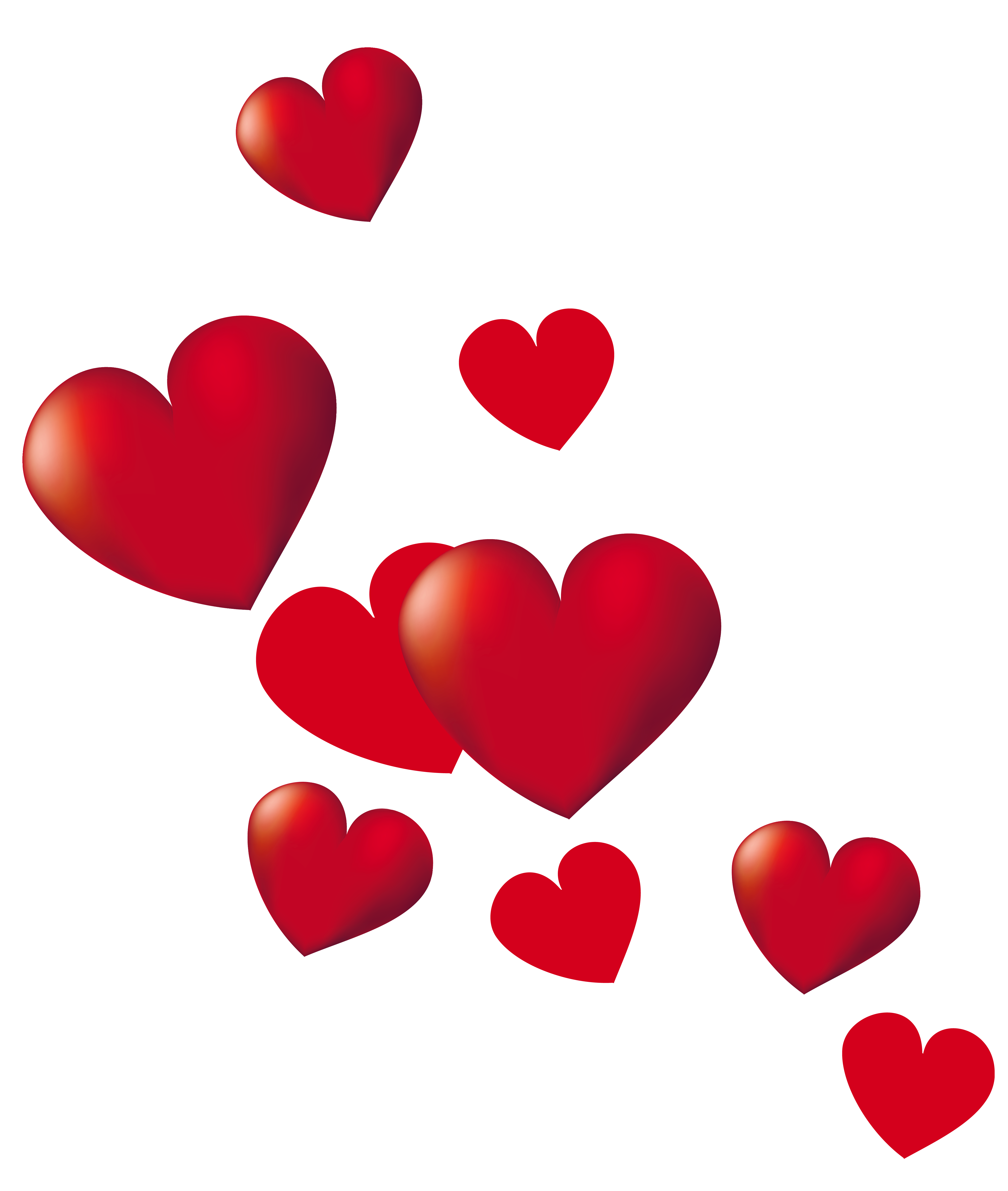 Clipart heart png. Hearts picture gallery yopriceville