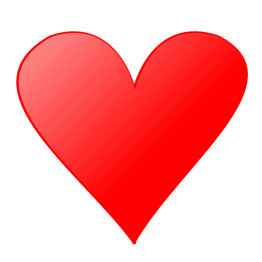 Free heart png. Red image purepng transparent