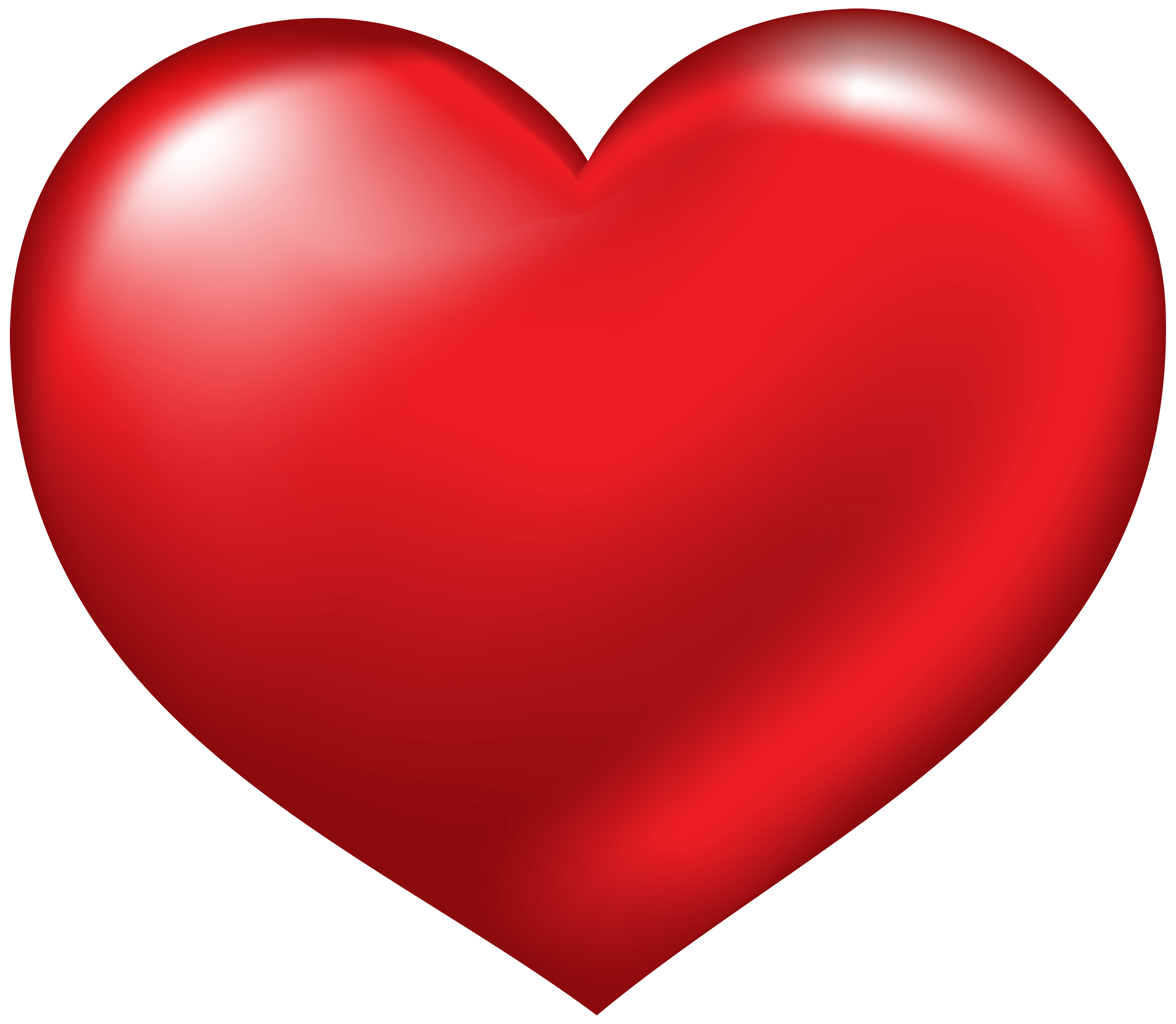 Clipart heart png. Red