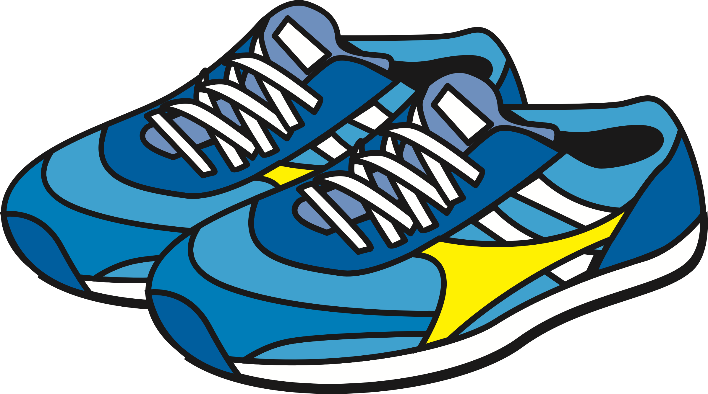 Clipart running shoe png. Jogging shoes icons free
