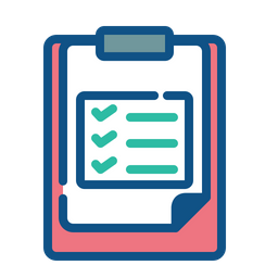 Clipboard checklist png. Free product delivery information