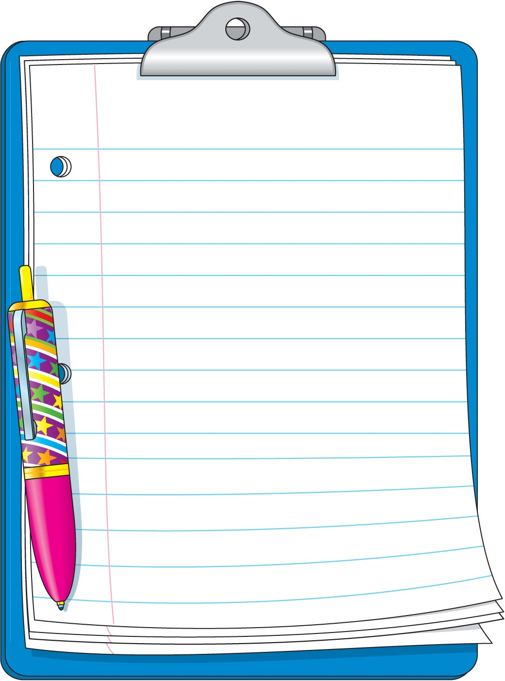 Clipboard clipart cute. Letters format cliparts and