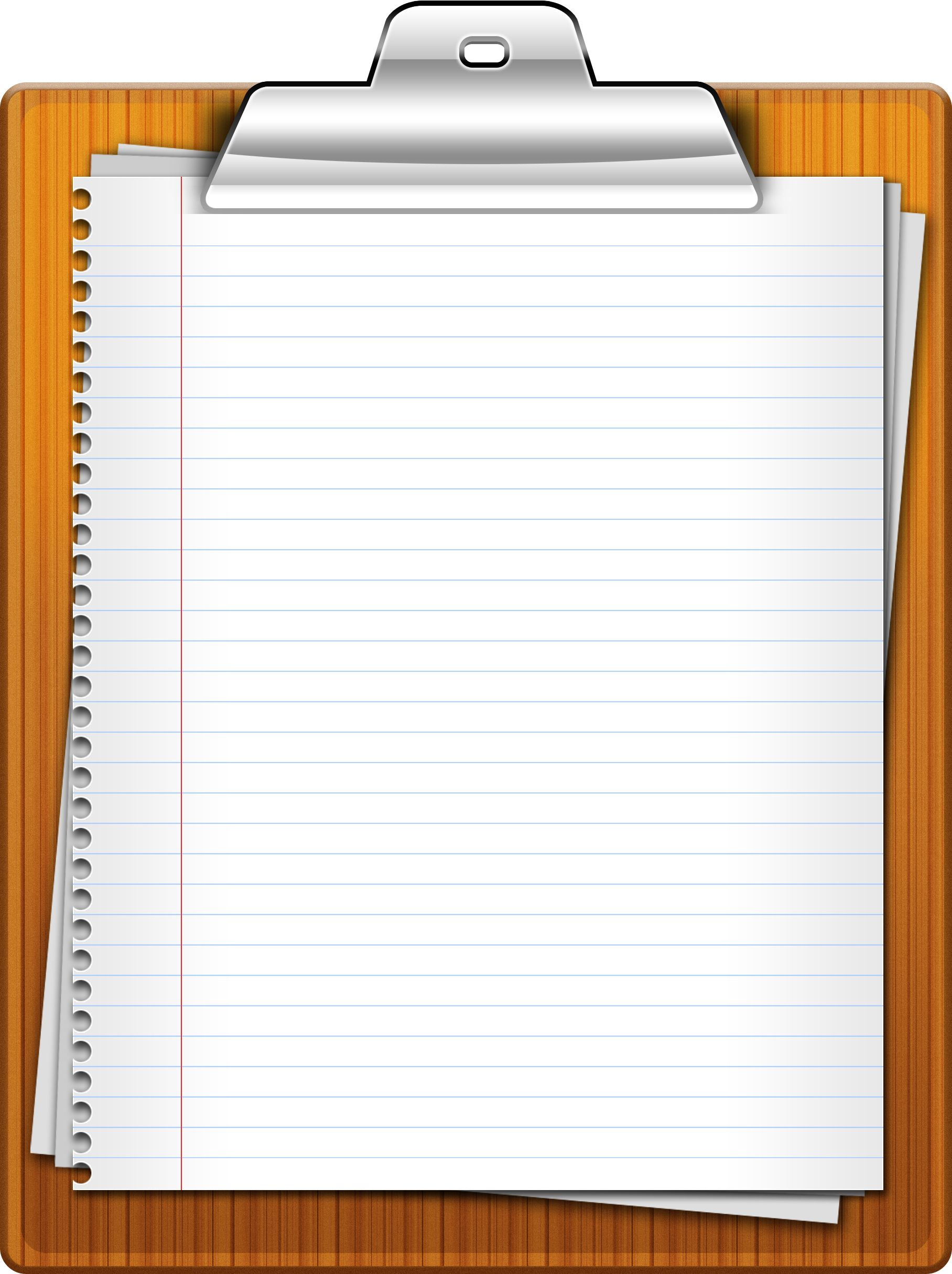 Clipboard clipart lined page. Boards pinterest clipboards planners