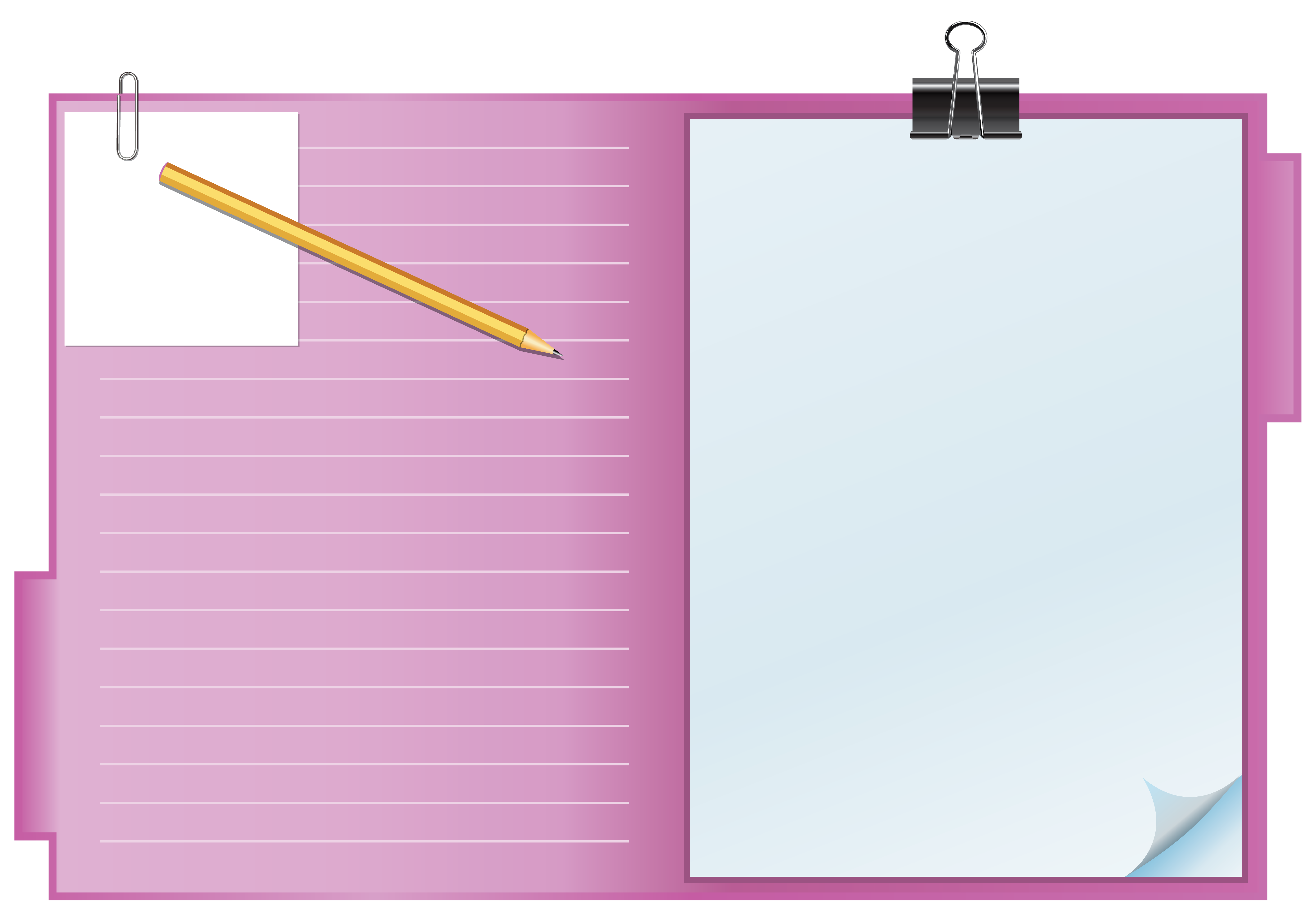 Clipboard clipart lined paper. Free cliparts purple download